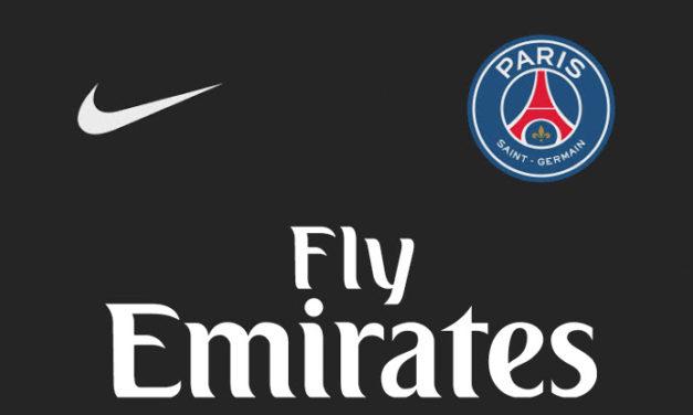 Paris Saint Germain 2018 maillot domicile PSG 2017 2018
