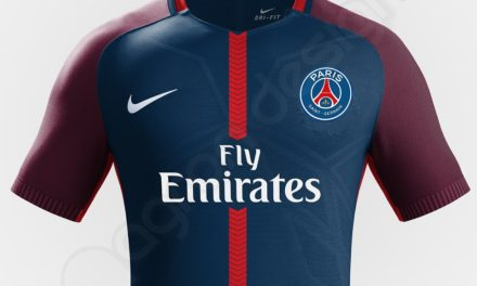 Paris Saint Germain 2018 maillot domicile PSG 2017 2018