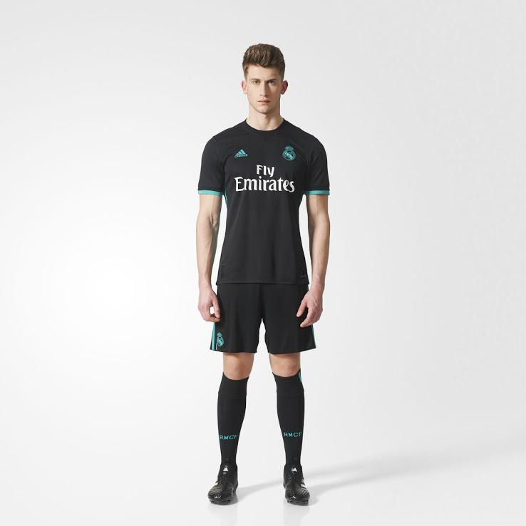 Real Madrid 17 18 Away Kit