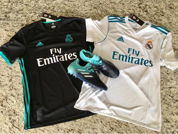 Real Madrid 2018 les maillots de football 2017 2018