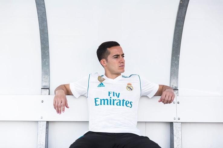 Real Madrid 2018 maillot de foot domicile 17 18