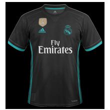 Real Madrid 2018 maillot de foot extérieur 17 18