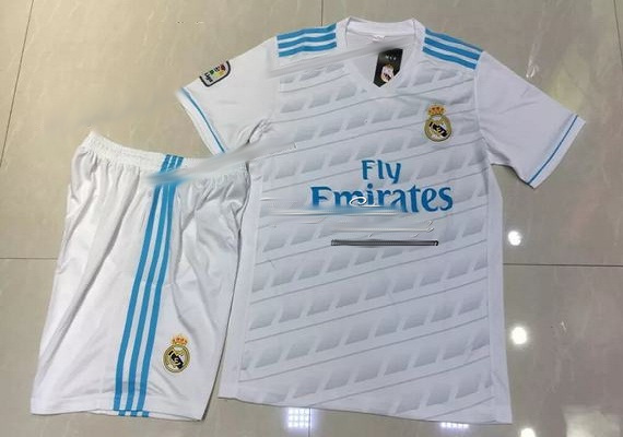 Real Madrid 2018 possible maillot domicile Adidas