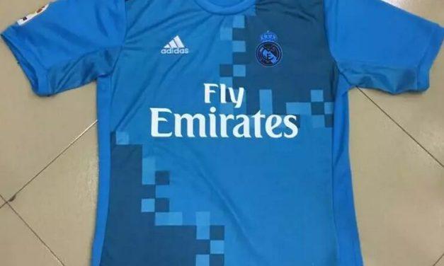 Real Madrid 2018 les nouveaux maillots de foot 17-18