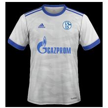 Schalke 2018 maillot de foot extérieur 17 18