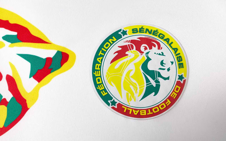 Senegal maillot logo CAN 2017