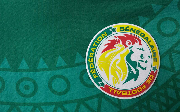 Senegal logo exterieur CAN 2017