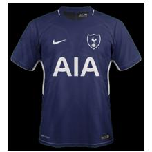 Tottenham 2018 maillot exterieur foot