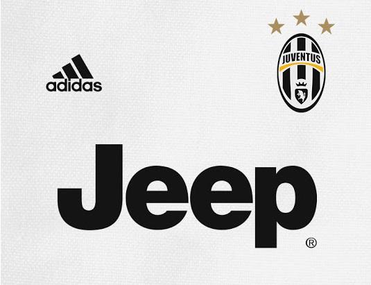 couleurs quatrième maillot Juventus 17 18