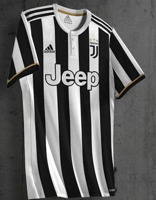 maillot de la Juventus de Turin 2018 supposition