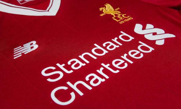 Liverpool 2018 le maillot domicile est officiel