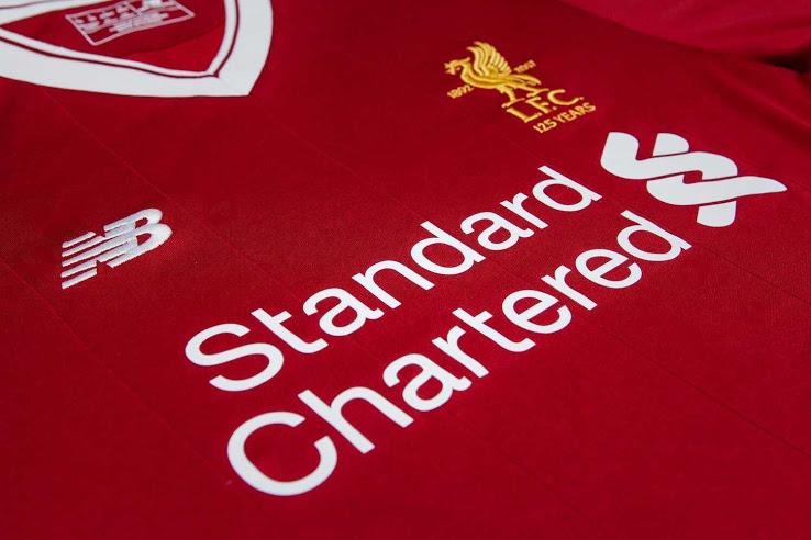 nouveau maillot Liverpool 2017 2018