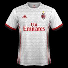AC Milan 2018 maillot de football exterieur 17 18