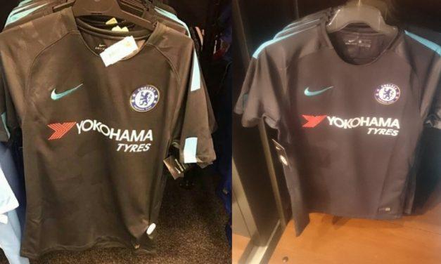 Les maillots de foot Chelsea 2018 chez Nike
