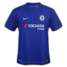 Chelsea 2018 maillot domicile foot Nike