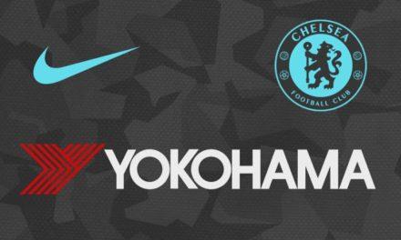 Photos des maillots de foot Chelsea 2018 chez Nike ?