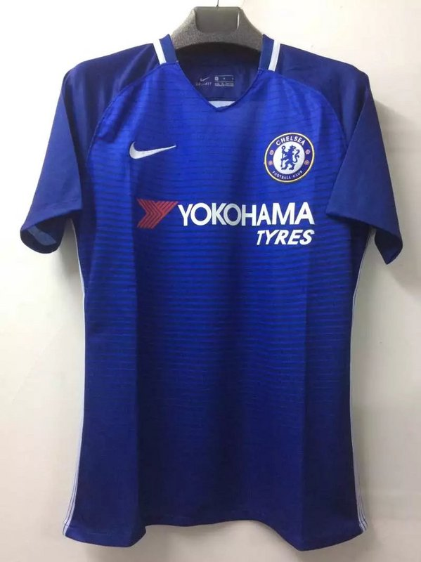 Chelsea 2018 possible maillot domicile