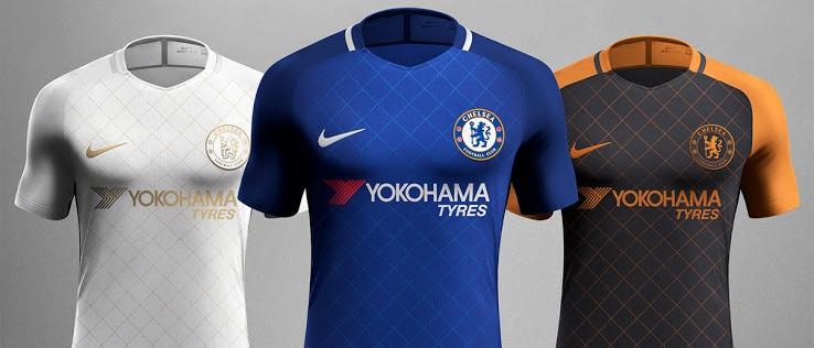 Chelsea concept kit 17 18