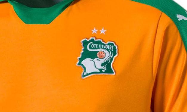 Cote d'Ivoire CAN 2017 le nouveau maillot de football Puma