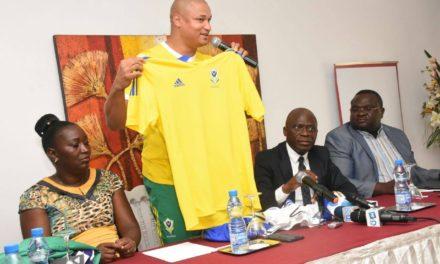 Adidas dévoile les maillots du Gabon CAN 2017
