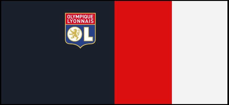 Lyon 2018 couleurs maillot exterieur OL 2017 2018