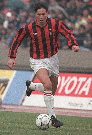 Milan AC maillot années 80 et 90