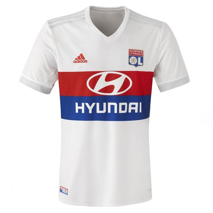 tenue de foot Olympique Lyonnais de foot