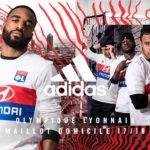 OL 2018 infos sur les maillots de Lyon 2017 2018