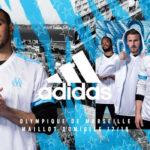 Marseille les nouveaux maillots de foot OM 2018 officiels