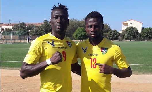 Togo CAN 2017 maillot foot