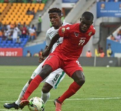 Nouveau maillot de foot Togo CAN 2017