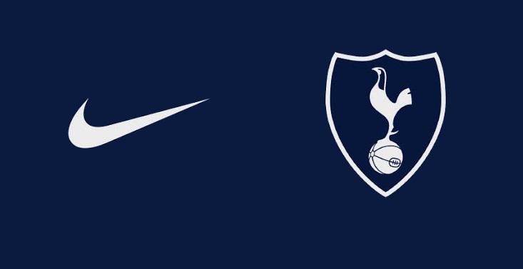 Tottenham 17 18 maillot extérieur couleur et blason