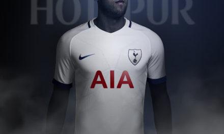 Les vrais maillots de football Tottenham 2018 ?