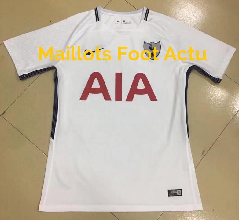 Tottenham 2018 maillot de foot domicile Nike