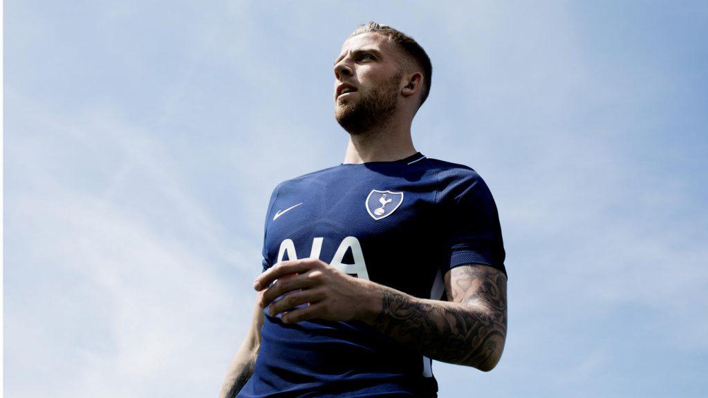 Tottenham 2018 maillot de football exterieur Nike