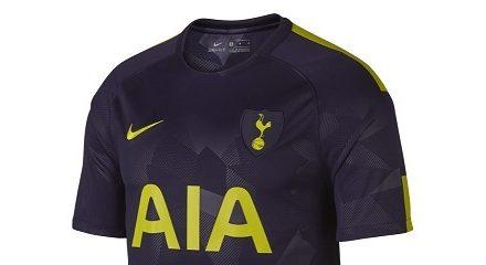 Les maillots de football Tottenham 2018