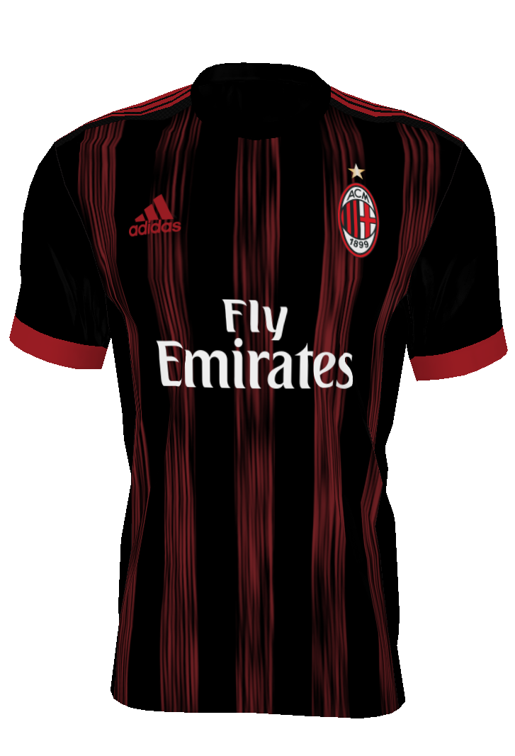 maillot third possible Milan AC 2017 2018