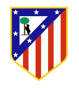 Ancien blason Atletico de Madrid