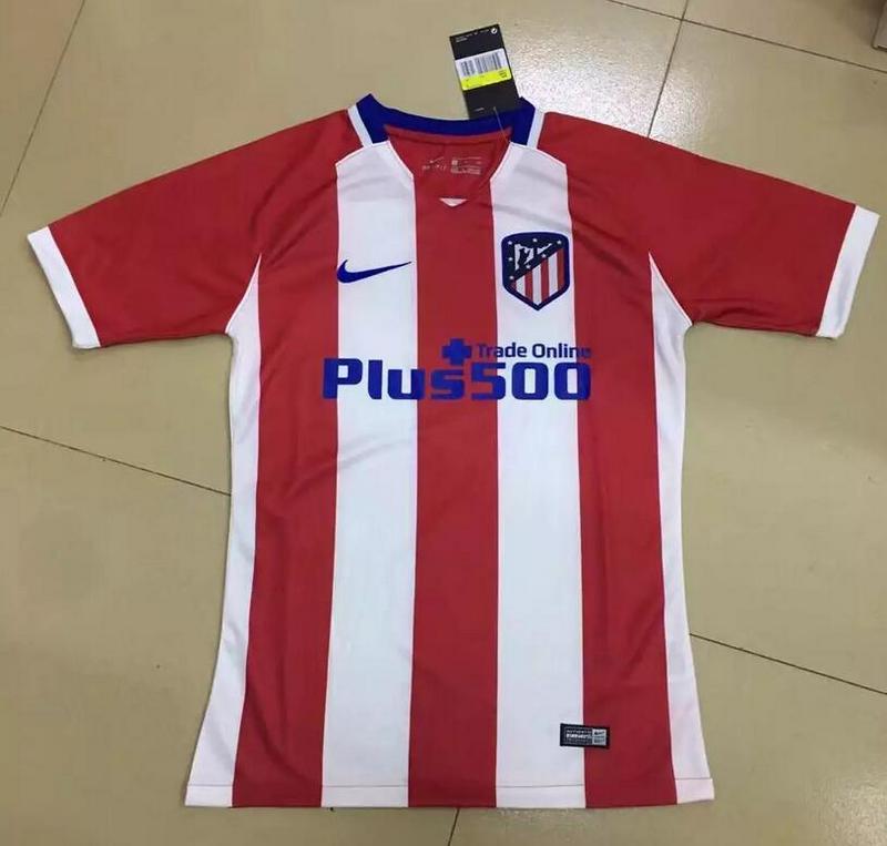 Ateltico Madrid 2018 maillot domicile possible