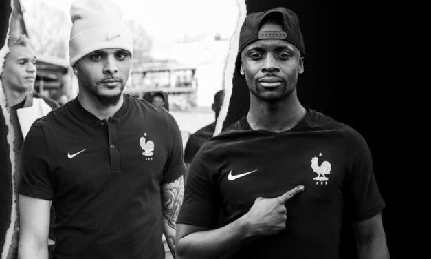 Un troisième maillot noir France 2017
