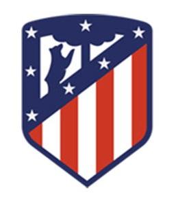 Nouveau blason Atletico Madrid 2017 2018