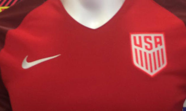 USA 2017 maillot third Nike Etats-Unis