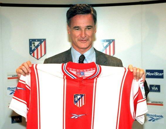 maillot Atletico Madrid 1999 2000