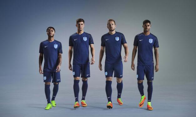 Nouveau maillot third Angleterre 2017 par Nike