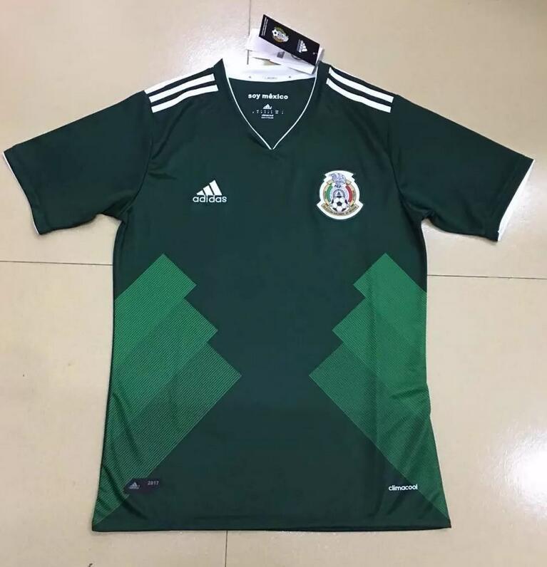 Mexique 2017 maillot de foot domicile