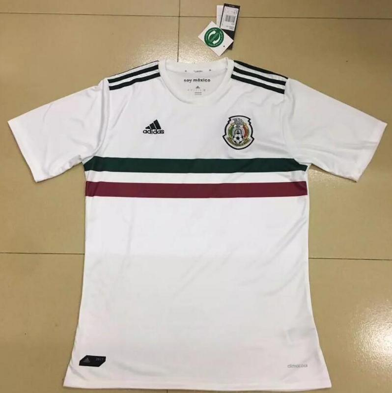 Mexique 2017 maillot extérieur