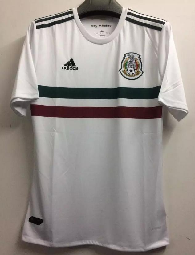 Mexique 2018 maillot exterieur coupe du monde 2018