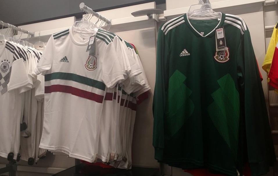 Mexique 2018 maillots de football coupe du monde 2018