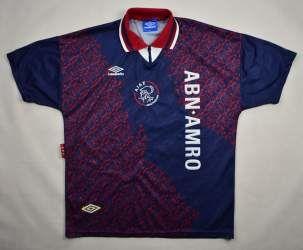 Ajax 1995 maillot de foot