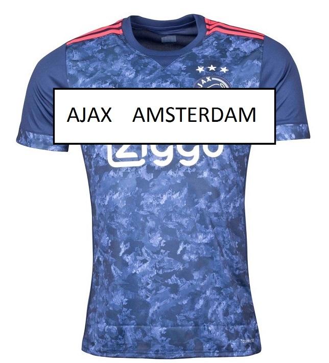 Maillot Extérieur AJAX 2018